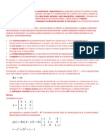 Trabajo Algebra