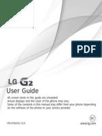 LG G2 Manual