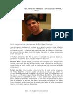 Entrevista Rafael Garrido