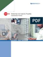 Sistemas de tubería FRP