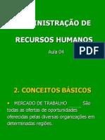 Adm Recursos Humanos Aula 03