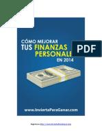 Como Mejorar Tus Finanzas Personales en 2014