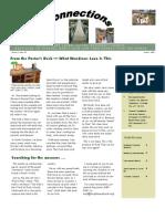 October 2009 Web Newsletter