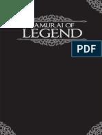 Legend - Samurai of Legend