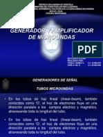 Expo Amplificadores y Generadores Microondas.pptx