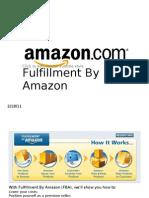 02fulfillment by Amazon Presentation