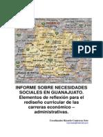 79461278 Informe Sobre Necesidades Sociales en Guanajuato