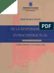 De la Responsabilidad Extracontractual - René Ramos Pazos