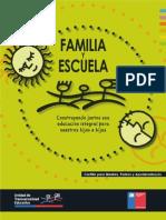 Convivencia Escolar .Familia y Escuela OBLIG
