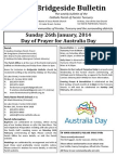 2014-01-26 3rd Ordinary (Aust Day) A