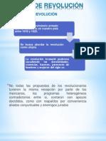 TIEMPOS DE REVOLUCIÓN