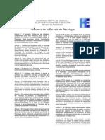 Leccion 3 Codigo de Etica Del Psicologo en Venezuela