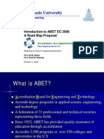 What is Abet