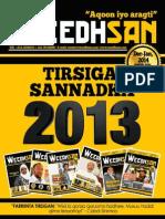 Weedhsan14 2013 Annual Issue Dec Jan 2014