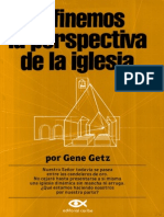Gene Getz - Refinemos La Perspectiva De La Iglesia.pdf