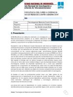 Guía Metodológica del Curso de Redes de Tecnologías 4G