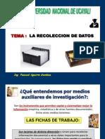 Las Fichas (Cap. II)