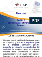 03-Finanzas Ing_Sistemas VIII Ciclo Estados Financieros Basicos