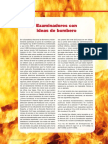 Revista Emergencia 112 Numero 97 Llamaradas