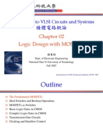 [03] Chapter02_Logic Design With MOSFETs