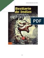 Fernández de Oviedo- Bestiario de Indias