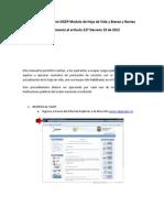 Manual Del Usuario SIGEP Servidores Publicos