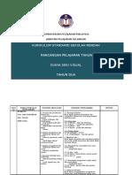 77100708 Rancangan Pengajaran Tahunan Dunia Seni Visual Tahun 2 KSSR SK 2012