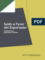 Asesor Práctico - Saldo a Favor del Exportador