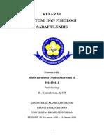 Anatomi Dan Fisiologi Ulnaris