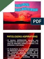 Patologías aspirativas