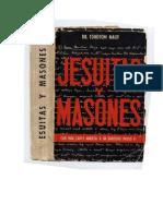 Jesuitas y Masones - Version PDF