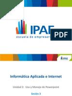 Informatica Aplicada - Ses 03