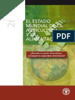 El Estado Mundial de la Agricultura y la Alimentación 2006