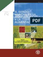 El Estado Mundial de la Agricultura y la Alimentación 2007