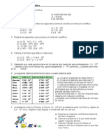 Ejemplos de Notacion Cientifica