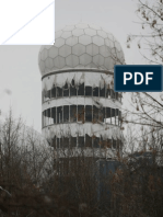 (Former) NSA - Surveillance Station Berlin Teufelsberg