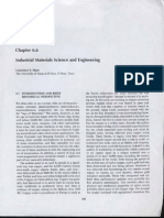 Industrial Materials Science and Engineering