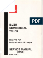 isuzu workshop manual