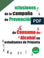 2012 01 UNAD Camp Preven Alcohol Primaria