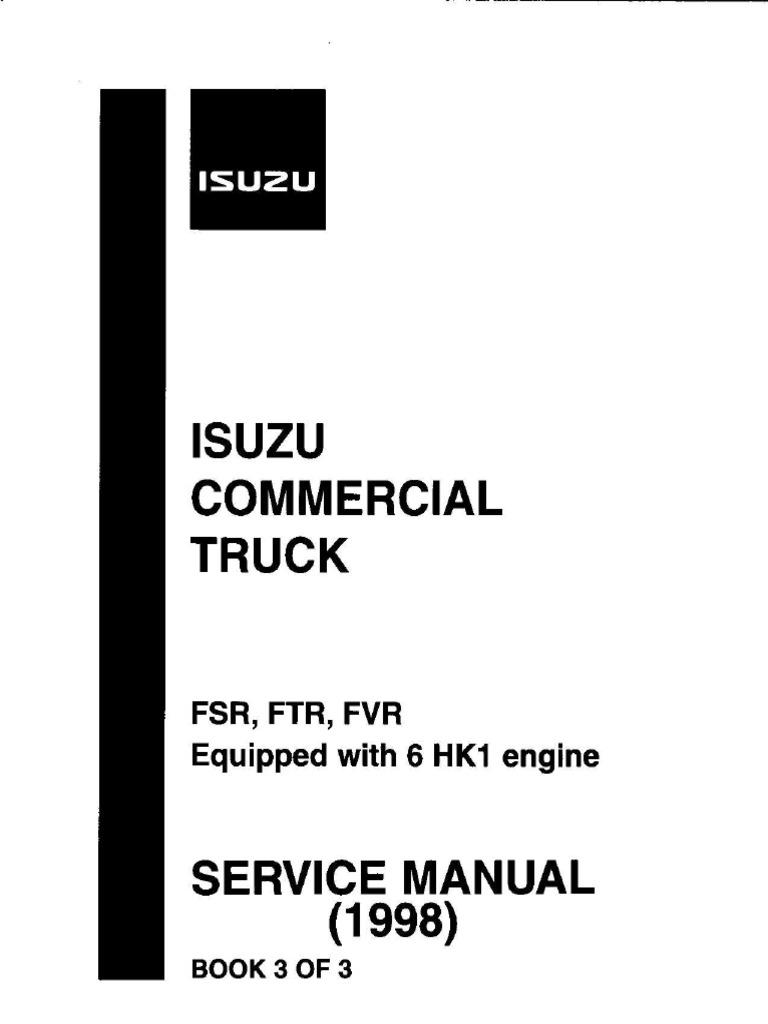 isuzu libro 3 pdf