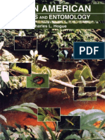 Latin American Insects and Entomology (Ed. Hogue)
