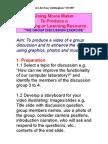 Intermediate Video Exercise