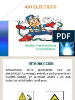 Presentacion Riesgo Electrico