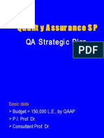 svu_plan -  stratigic plan quality in egypt