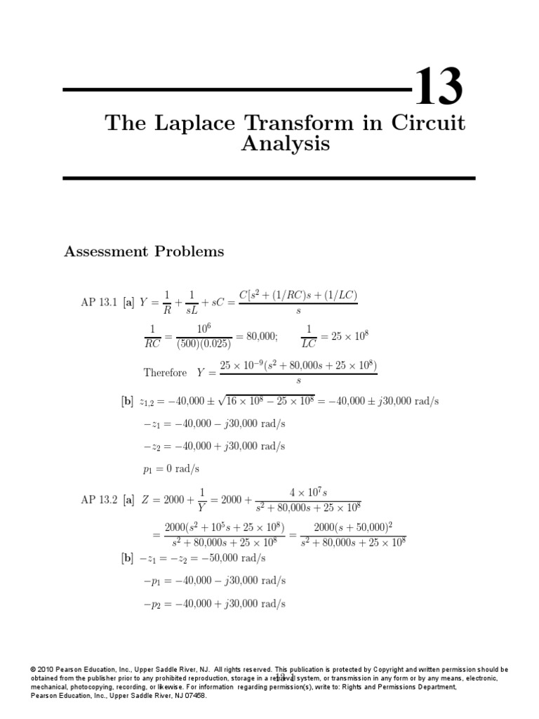 Tipler and Mosca Physics for Scientists and Engineers Solutions Manual  chapter 13 | Copyright | Physics