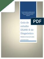 Guía de estudio EXANI - II, Área Uno