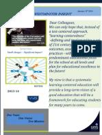 principals newsletter to staff       2014-15