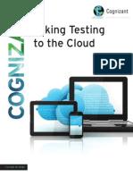 ITIS Cloud Based Testing