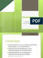 1 Presentation Generalidades