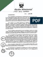 RM N° 027-2014-MINEDU (1) base de datos mantenimiento local escolar  Arequipa